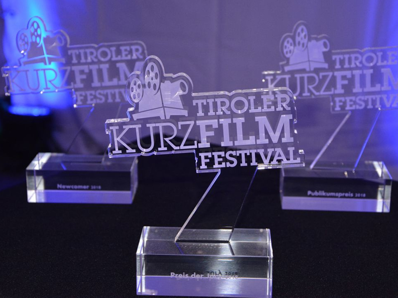 Tiroler Kurzfilm Festival 2018 - Wörgler Lichtspiele mit der Unterstützung von der Gaststubenbühne Wörgl