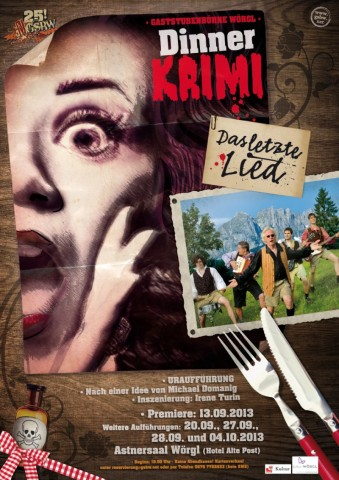 Dinner-Krimi