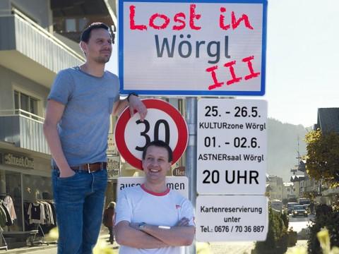 Stefan Peschta und Jürgen Chmela-Heiss laden wieder zum kabarettistischen Jahresrückblick.