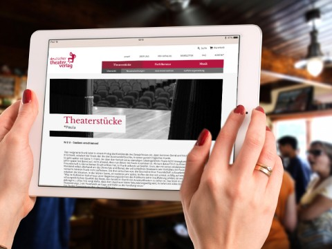 """Thomas Krafts Stück """"PAULA"""" im Programm des Deutschen Theaterverlags"""