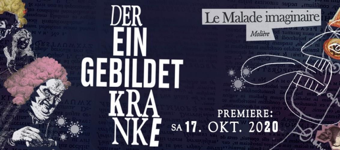 """Gaststubenbühne Wörgl präsentiert """"Der eingebildet Kranke"""""""